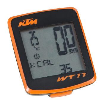 KTM 13 Team cyklocomputer černá