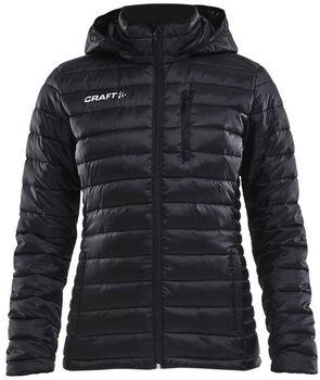 Craft  Dám.bunda s kapucíIsolate Jacket W černá