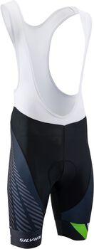 Silvini Team Top cyklistické kalhoty Pánské černá