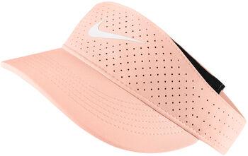 Nike Court Advantage Visor oranžová