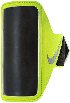 Nike Lean Arm Band žlutá