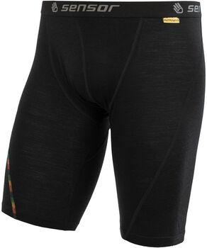 Sensor Merino Air termo kalhoty Pánské černá