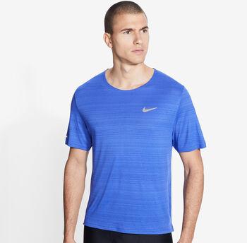 Nike M Nk Dri-FIT Miler Pánské modrá
