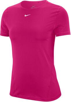 Nike Np Top SS sportovní tričko Dámské růžová