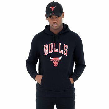 New Era NBA Top 6 Hoody mikina Pánské černá