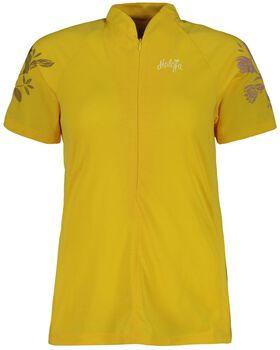 Maloja VulperaM. cyklistický dres Dámské žlutá