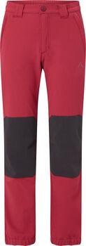 McKINLEY Beiron outdoorové kalhoty červená