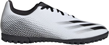 adidas X Ghosted.4 TF Pánské bílá