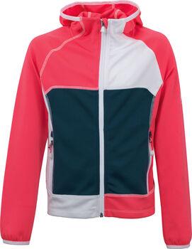 McKINLEY Montina hd outdoorová bunda Dívčí růžová
