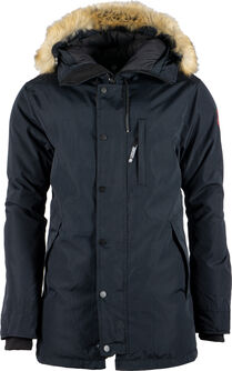 Padded Parka Quilt Lady