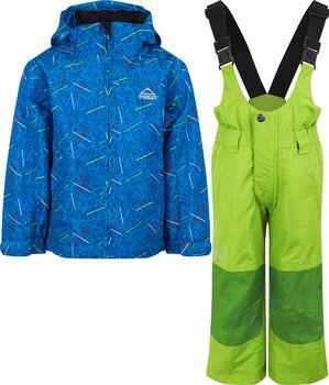 McKINLEY Snow Kids Timber II+Ray II modrá
