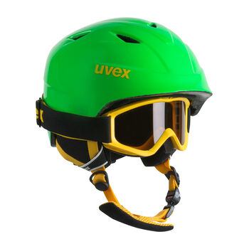 Uvex Airwing 2 Pro Set zelená