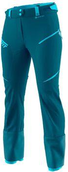 DYNAFIT Radical 2 GTX W PNT outdoorové kalhoty Dámské modrá