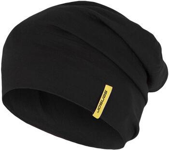 Sensor Merino Wool čepice Pánské černá