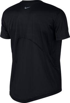 W Nk Miler Top Short Sleeve