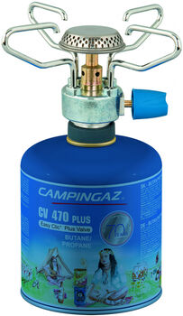 CAMPINGAZ  Vařič a kartušeCV470 Bleuet MicroPlus modrá
