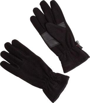 etirel  Fleecová rukavicepro dospělé Gajaccio Pánské černá