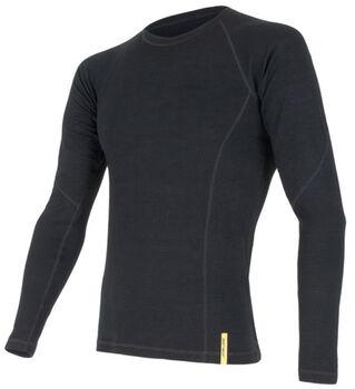 Sensor Merino DF Long Sleeve termo tričko Pánské černá