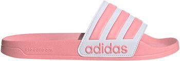 adidas Dám.koupací pantofle Adilette Shower Dámské růžová
