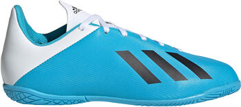 adidas X 19.4 IN Jr modrá