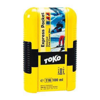 TOKO  Express PocketUniversal Fluid Fluoro vosk bílá