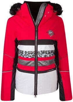 CANYON 961005-9 lyžařská bunda Dámské červená