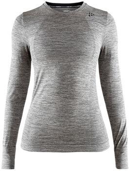 Craft Fuseknit Comfort termo tričko Dámské šedá