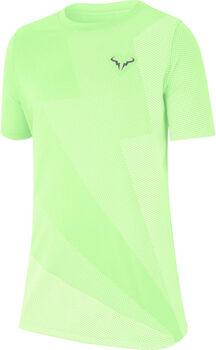 Nike Boys Nkct Rafa Gx Tee Chlapecké žlutá