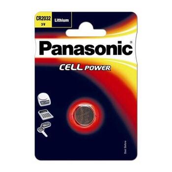 Panasonic  Baterie 3,0VCR2032L/1BP bílá