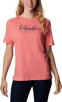 Columbia Bluebird Day Relax outdoorové tričko Dámské červená