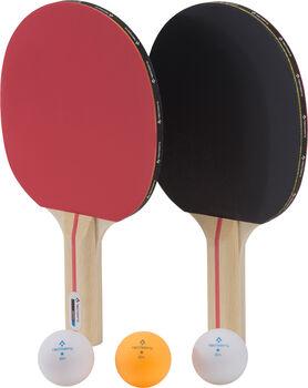 TECNOPRO Match DX set na stolní tenis černá