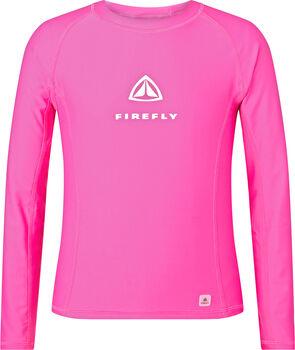 FIREFLY SidneyJRS tričko růžová