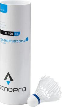 TECNOPRO XL 400 badmintonové míčky bílá