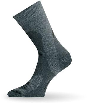 Lasting  TNWTuristické ponozky šedá