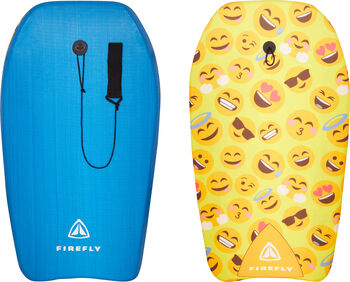 FIREFLY Bodyboard Emoji EPS 33 I žlutá