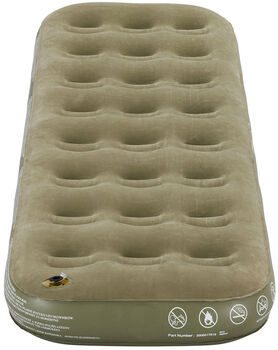 Coleman Comfort Bed Compact Single zelená
