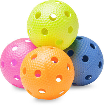 Salming  Aero Balloficiální florbalový míček neutrální