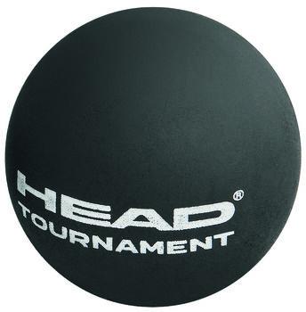 Head Tournament Squash míč černá