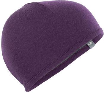 Icebreaker Pocket Hat Pánské fialová