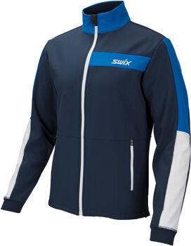 Swix  Strive Pán.běžk.bunda  Pánské modrá