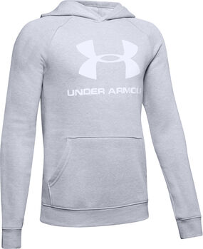 Under Armour Rival Logo Hoodie Jr Chlapecké