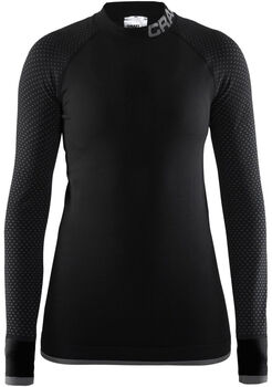 Craft Warm Intensity funkční tričko Dámské černá