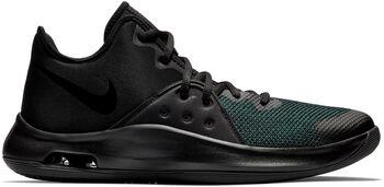Nike Air Versitile III Pánské černá