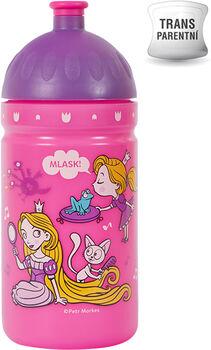 Zdravá lahev  PrinceznaLáhev 0,5l bílá
