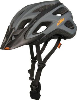 KTM Cyklo helmy Factory Character Tour šedá