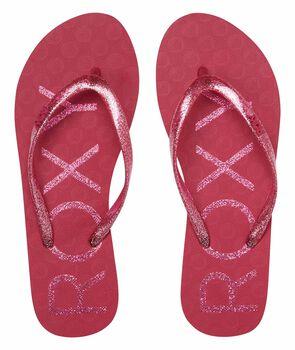 Roxy  Dám.letní obuvViva Sparkle Dámské červená