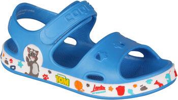 Coqui Talking Tom & Friends sandály modrá