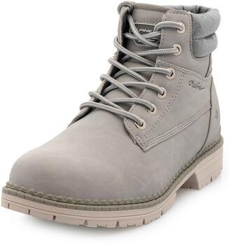 Alpine Pro Mormo zimní boty Dámské šedá