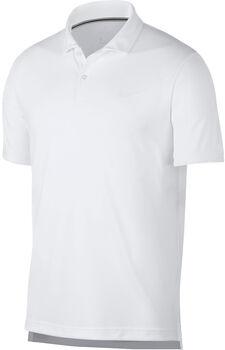Nike M Nkct Dry Polo Team Pánské bílá