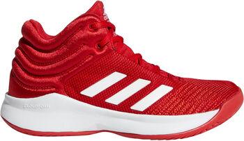 adidas Pro Spark 2018 K červená